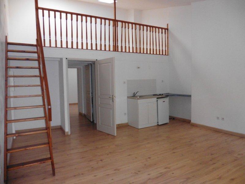 Location appartement type 2 avec mezzanine - Kind mezzanine kantoor ...